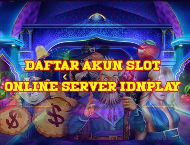Daftar Akun Slot Online Server Idnplay