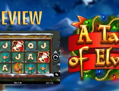 Review Tale of Elves, Slot Online Terbaik Dari Microgaming
